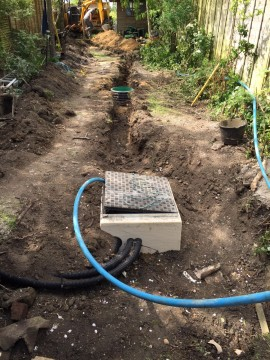 Sewage Treatment Plant Installation Tring