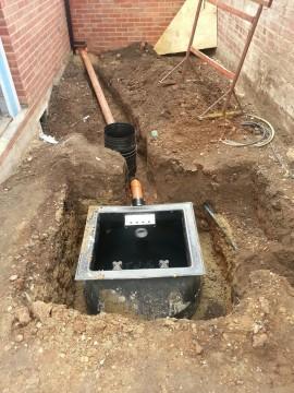 Sewage Pump Station Installation by Weatherheads
