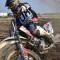 Weatherheads sponsored motorcross rider