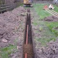 Subsurface Soakaway Installation