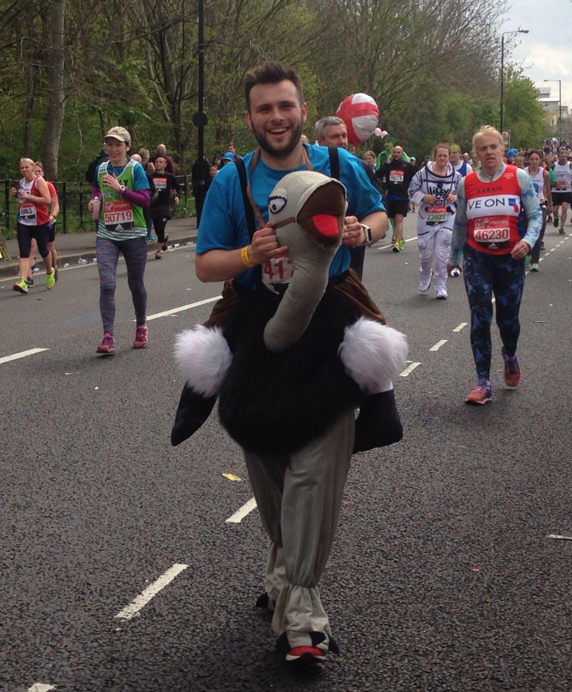 Marathon Ben