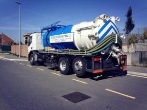 Weatherhead Tanker at work