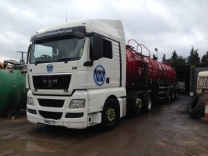 6000 Gallon Tanker