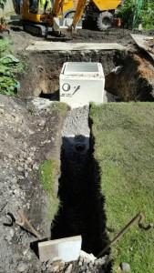 Marsh Sewage Treatment Plant